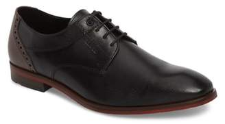 Lloyd Henley Embossed Cap Toe Derby