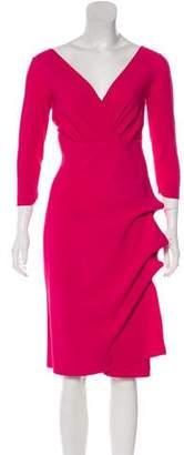 Chiara Boni Knee-Length Bodycon Dress