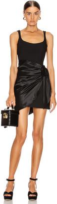 Cinq à Sept Waverly Dress in Black | FWRD