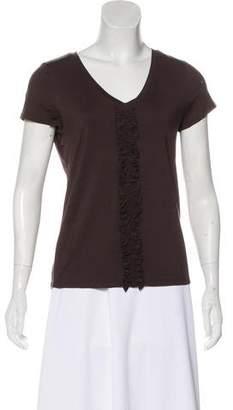 Magaschoni V-Neck T-Shirt