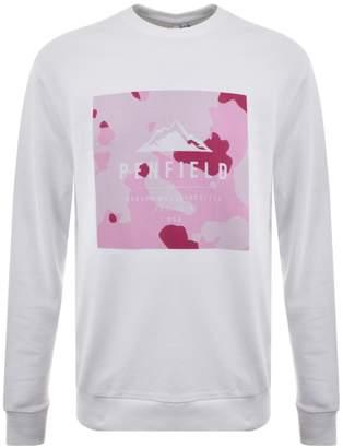 Penfield Cullen Sweatshirt White