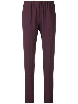 Forte Forte slim pull-on trousers