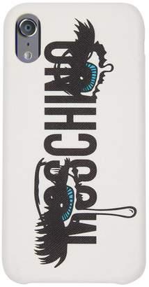 Moschino Pop Art iPhone X Case