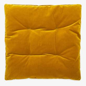 SABA Velvet Pillow Ochre