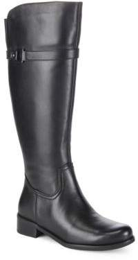 Blondo Valda Waterproof Leather Riding Boot