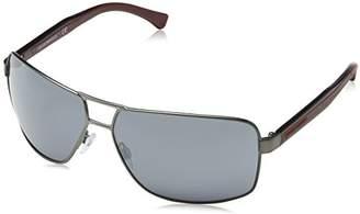 Emporio Armani Men's 0EA2001 31306G Sunglasses