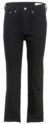 Rag & Bone Stove Pipe cropped jeans