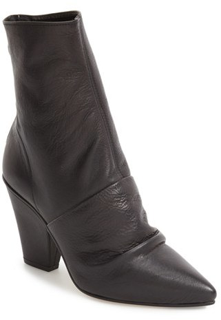 Topshop Women's Topshop Slightly Slouchy Pointy Toe Bootie