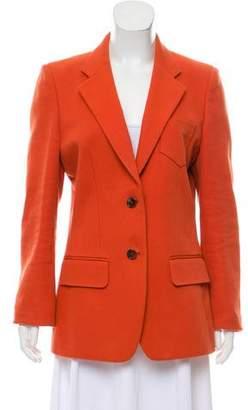 Chloé Structured Woven Blazer