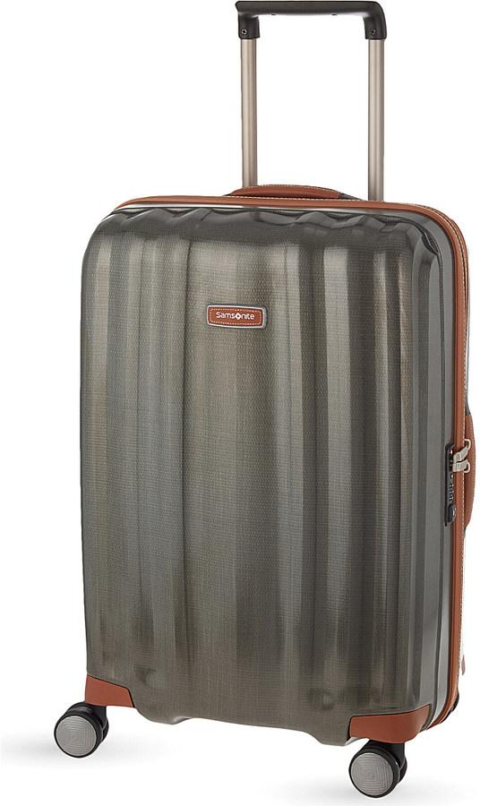 SamsoniteSamsonite Lite-Cube DLX four-wheel suitcase 68cm