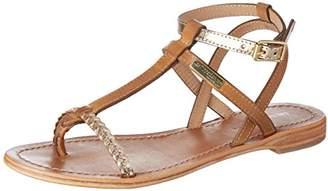 Les Tropéziennes Women's HILATRES Ankle Strap Sandals