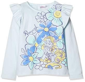 Disney (ディズニー) - [ディズニー] ラプンツェルTシャツ ガールズ 332101017 サックス 日本 80 (日本サイズ80 相当)