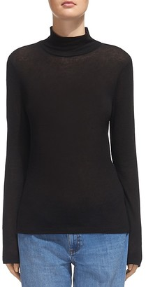 Whistles Turtleneck Sweater $110 thestylecure.com