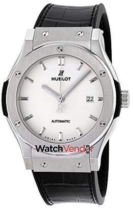 Hublot Classic Fusion Automatic Dial Titanium Men's Watch 542.NX.2611.LR