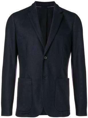 Paolo Pecora classic fitted blazer