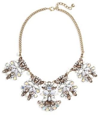 Women's Baublebar Daisy Bib Necklace $48 thestylecure.com