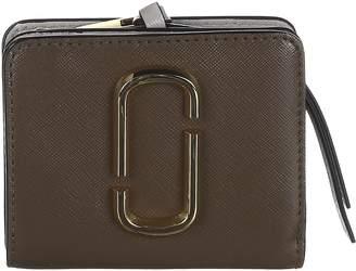 Marc Jacobs Snapshot Mini Zip Around Wallet