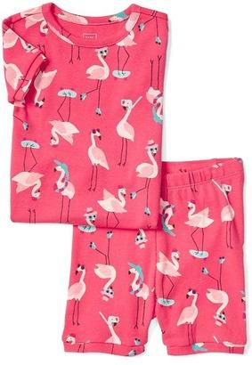 Skater flamingo short sleep $26.95 thestylecure.com