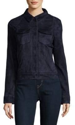 J Brand Ethel Leather Jacket
