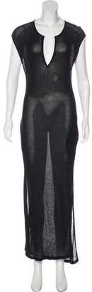 Totême Sleeveless Maxi Dress