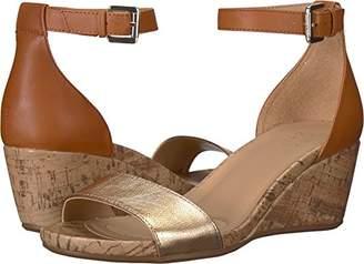 Naturalizer Women's CAMI Wedge Sandal