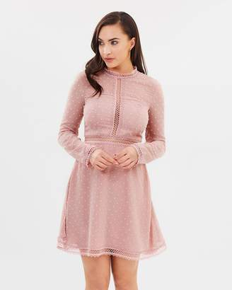 Bardot Cherie Dobby Dress
