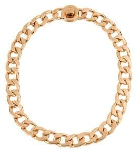 Kenneth Cole New York Modern Essentials Circle Link Necklace