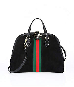 Gucci Women's Ophidia Medium Top Handle Bag