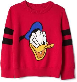 Gap babyGap | Disney Baby Donald Duck crewneck sweater