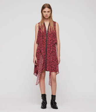 AllSaints Jayda Roar Dress