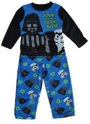 Star Wars Boy's 2 Piece Long Sleeve Pajama Sleep Set (Big Boys & Little Boys)
