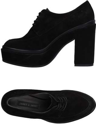 Janet & Janet Lace-up shoes - Item 11251586GB