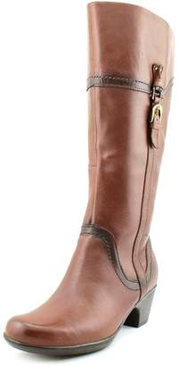 f4508e4484d3 at Amazon Canada · Clarks Ingalls Vicky Ii Wide Calf Tall Boots