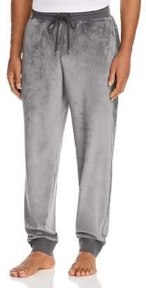 Daniel Buchler Velour Lounge Jogger Pants