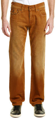 True Religion Geno Golden Road Straight Leg
