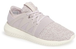 Women's Adidas Tubular Viral Knit Sneaker $99.95 thestylecure.com
