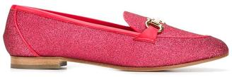 Salvatore Ferragamo 'Ethan' slippers $404.25 thestylecure.com