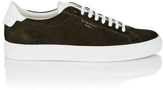 Givenchy Men's Urban Knots Suede & Leather Sneakers