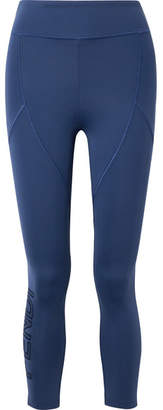Fendi Roma Stretch Leggings - Storm blue
