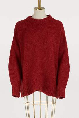Etoile Isabel Marant Sayers alpaca and wool sweater