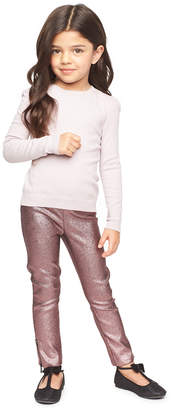 Milly MINIS SHIRRED SLEEVE PULLOVER