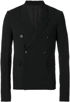 Rick Owens double breasted blazer