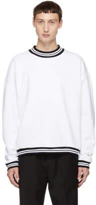 Noon Goons White Gymnasium Sweatshirt