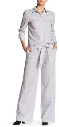 Equipment Arwen Striped Bow Front Trousers