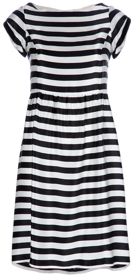 Coast+Weber+Ahaus stripe dress