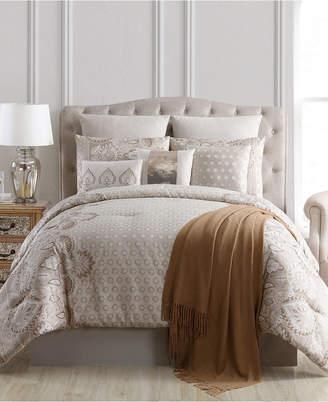 Vcny Home Kagney 10-Pc. Queen Comforter Set Bedding