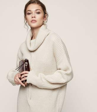 Reiss Monica Cable-Knit Jumper