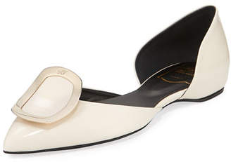 Roger Vivier Chips d'Orsay Ballet Flats