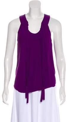 Diane von Furstenberg Sleeveless Parlian Top