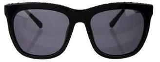 Givenchy Embellished Tinted Sunglasses